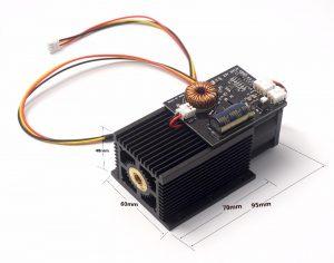 15W LED laser module